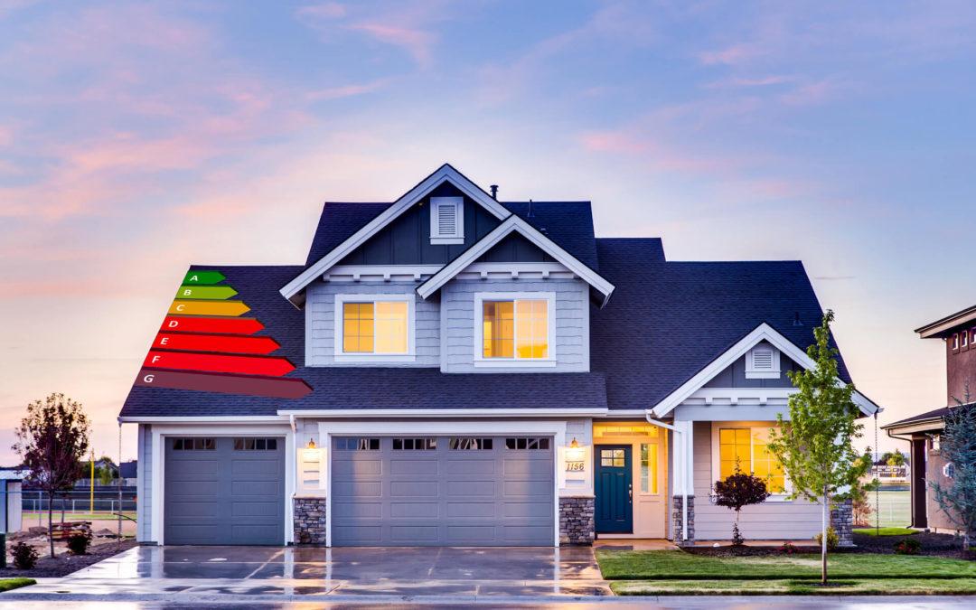 Viviendas con la mejor eficiencia energética