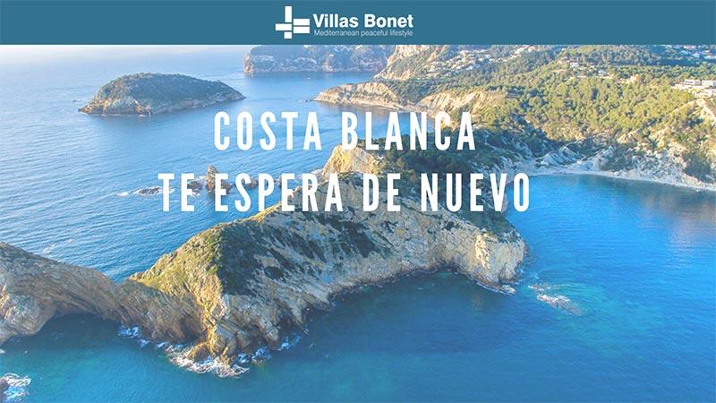Comprar vivienda en Costa Blanca España: con todas las garantías de siempre