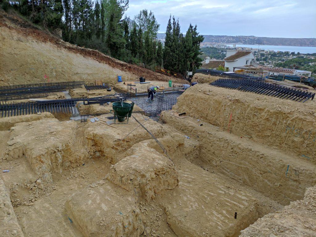 Construcción Villa de Lujo