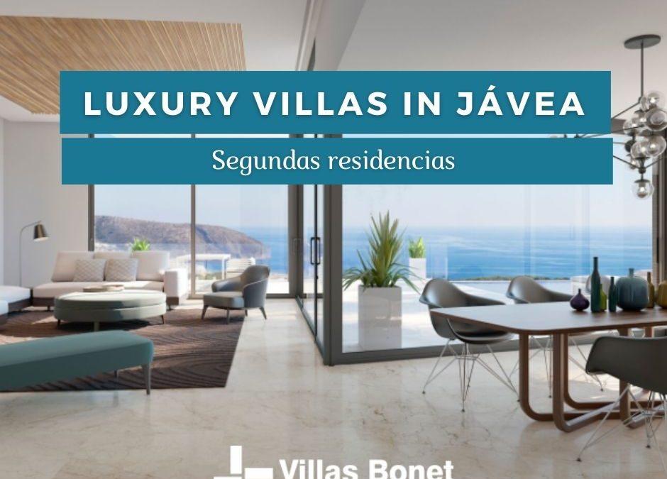 Villas como segunda residencia